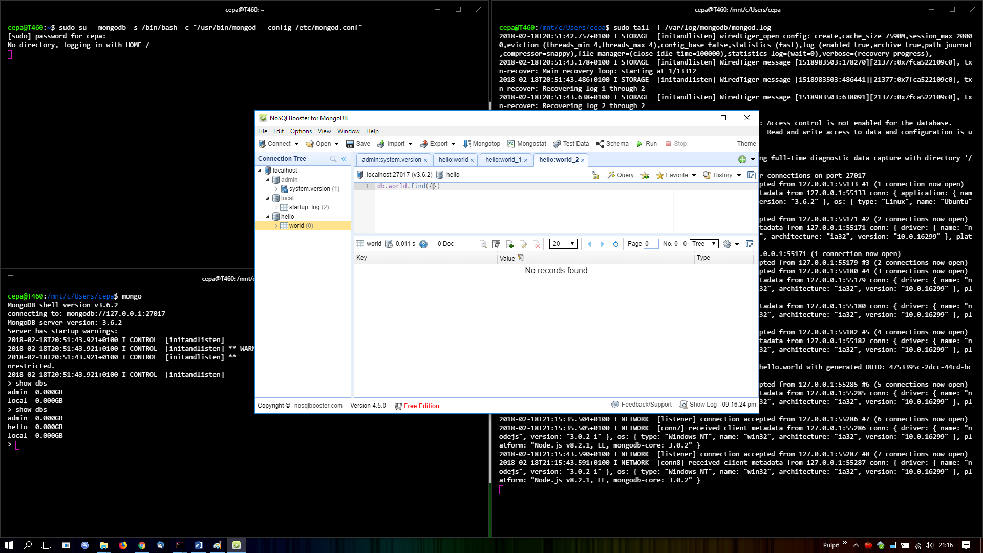 Linux'izing your Windows PC into a dev machine – Part 2